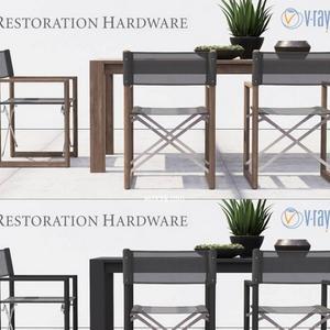 تحميل موديلات  340 Table & chair- طاولة-وكرسي DIRECTOR'S COLLECTION Corona MAX