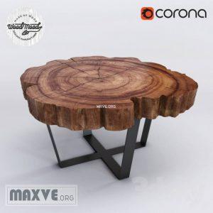 تحميل موديلات  735 Woodmood_table_  Chair كرسي