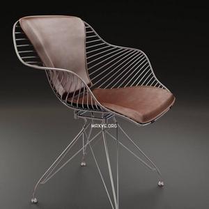 تحميل موديلات  741 wire dining chair كرسي