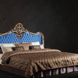 تحميل موديلات  309 سرير bed with Oak Lucretia Heabord