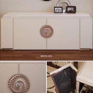 تحميل موديلات  248 خزانة-ذات-أدراج chest  ART EDGE