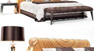 تحميل موديلات  315 Fendi Masai Mara سرير bed