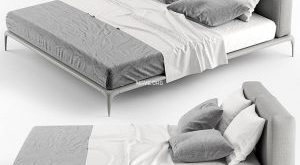 تحميل موديلات  316 Poliform PARK  سرير bed