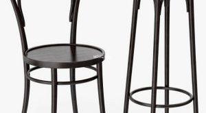 تحميل موديلات  744 Viennese_chairs كرسي