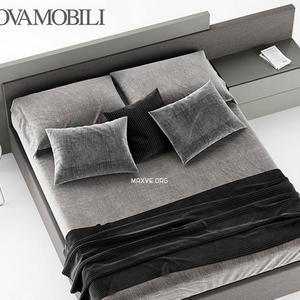 تحميل موديلات  321 NOVAMOBILI TIME سرير bed