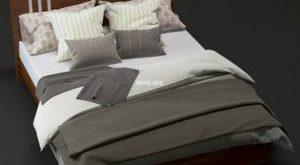 تحميل موديلات  322 CCM Photo-Realistic سرير bed