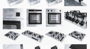 تحميل موديلات  226 مجموعة أجهزة المطبخ