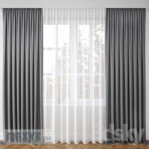تحميل موديلات  437 ستائر Curtain ستائر