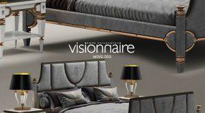 تحميل موديلات  326 visionnaire windsor master سرير bed