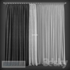 تحميل موديلات  442 ستائر Curtain ستائر