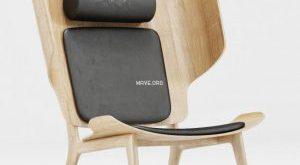 تحميل موديلات  757 mammoth slim Chair كرسي
