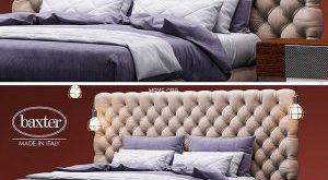 تحميل موديلات  332 baxter HEAVEN سرير bed