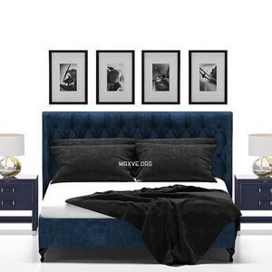 تحميل موديلات  338 GFF سرير bed