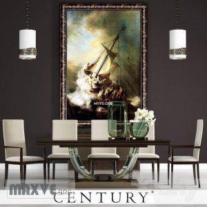 تحميل موديلات  761 CENTURY DINING TABLE_2012 كرسي