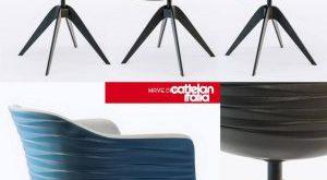 تحميل موديلات  762 Cattelan Italia INDY chair كرسي