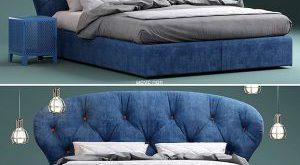 تحميل موديلات  345 baxter positano سرير bed