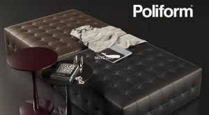 تحميل موديلات  346 poliform gant flute  سرير bed