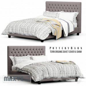 تحميل موديلات  350 TERRI ORGANIC سرير bed