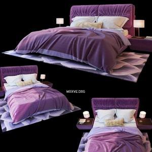 تحميل موديلات  351 Milana سرير bed