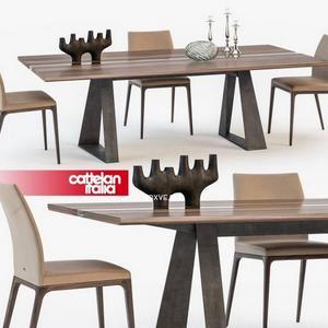 تحميل موديلات  378 Table & chair- طاولة-وكرسي dining group