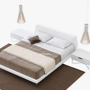 تحميل موديلات  353 novamobili chocolate سرير bed