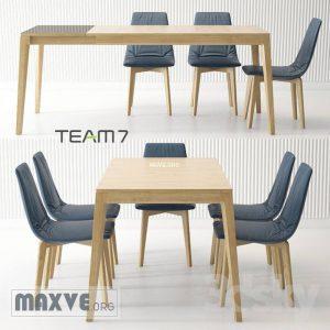 تحميل موديلات  380 Table & chair- طاولة-وكرسي