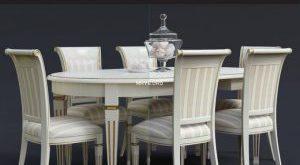 تحميل موديلات  382 Table & chair- طاولة-وكرسي Camilla