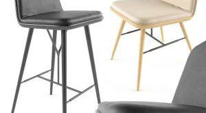 تحميل موديلات  783 Spine barstool & chair كرسي