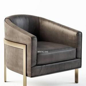 تحميل موديلات  789 reginald leather chair كرسي