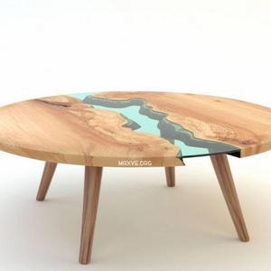 تحميل موديلات  387 Table & chair- طاولة-وكرسي SLAB GREG KLASSEN
