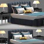 تحميل موديلات  365 galimberti Zaffiro سرير bed