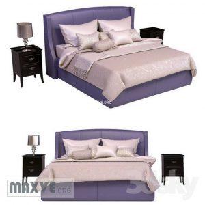 تحميل موديلات  366 سرير bed Venice