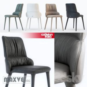 تحميل موديلات  794 æattelan Italia GINGER chair Chair كرسي