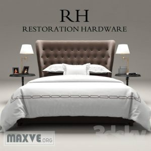 تحميل موديلات  370 RH restoration hardware churhil