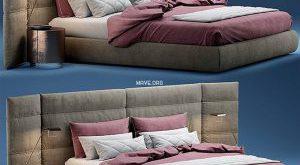 تحميل موديلات  371 Baxter سرير bed