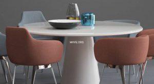 تحميل موديلات  394 Table & chair- طاولة-وكرسي COR Roc&Conic