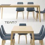 تحميل موديلات  398 Table & chair- طاولة-وكرسي Cantiero ca venier