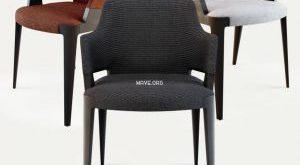 تحميل موديلات  802 POTOCCO_VELIS_ARMCHAIR كرسي