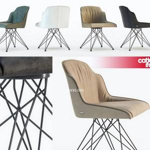 تحميل موديلات  803 CI FLAMINIA chair كرسي