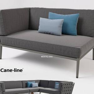 399 تحميل موديلات كنب Cane line Conic 2 seats