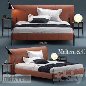 تحميل موديلات  398 molteni سرير bedS NICK 2010