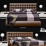 تحميل موديلات  400 Flou Sanya سرير bed
