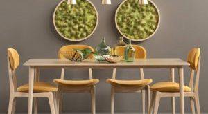 تحميل موديلات  405 Table & chair- طاولة-وكرسي DINING SET
