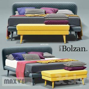 تحميل موديلات  403 Bolzan Corolle سرير bed
