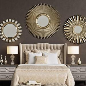 تحميل موديلات  406 Zgallerie سرير bedroom 01