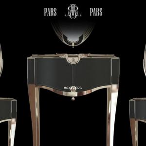 تحميل موديلات  417 Table & chair- طاولة-وكرسي Console ART PAR