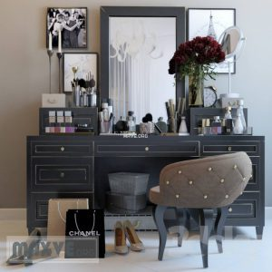 تحميل موديلات  273 Make up table
