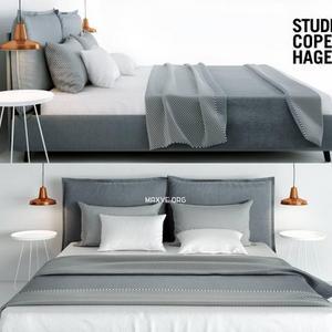 تحميل موديلات  414 studio copenghagen سرير bed