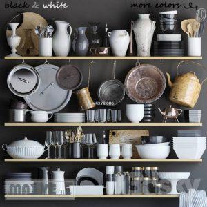 تحميل موديلات  273 أدوات المائدة