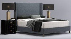 تحميل موديلات  421 سرير bed  grayson